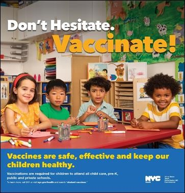 Education Department Launches New >> Health Department Launches Back To School Ad Campaign To